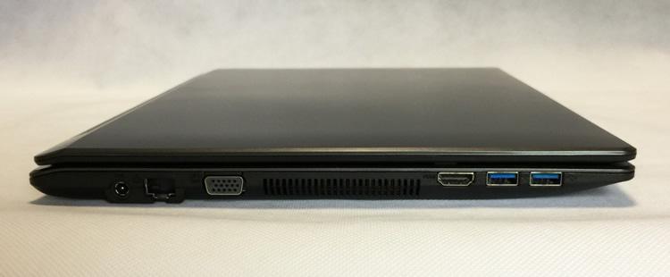 LB-F531XN2-SSD左側面