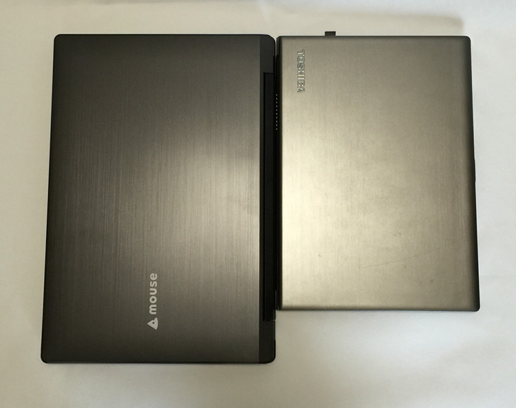 LB-F531XN2-SSD大きさ比較