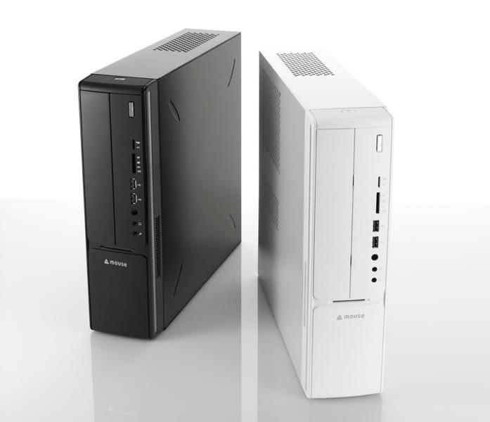 マウスコンピュータースリムパソコン