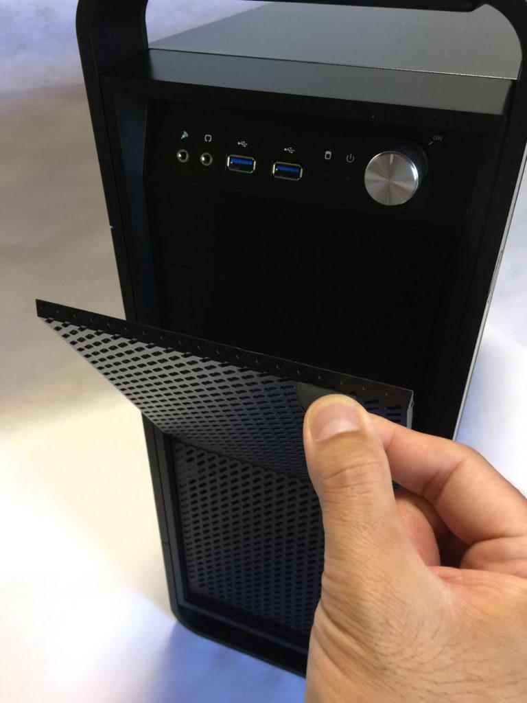 マウスコンピューターDAIV-DGZ500